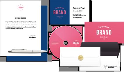 Brand Identity Pack